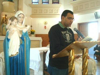 Missa Rainha dos Apóstolos 2012