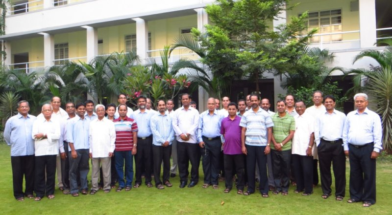 India - XVI Provincial Chapter Final Day